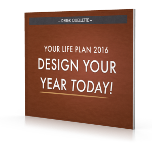 3D Design Your Year Thin